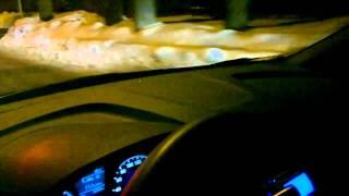 Тест-драйв Hyundai Solaris 13 минут - 7 км