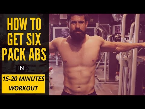Complete Diet and Workout Plan for Six Pack Abs 2019
