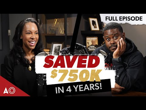 Single Mother Saved $750,000 in FOUR YEARS!!! (Here's How)