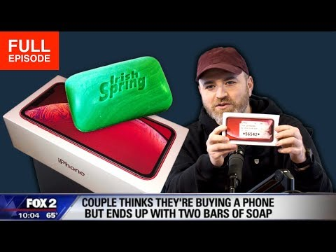 The iPhone Soap Scam