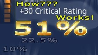 Fortnite Crit Rating EXPLAINED - How Fortnite Critical Rating and Critical Hit Chance Works