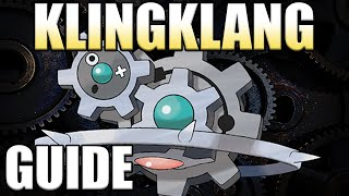 Pokémon How To Use: Klingklang! Klingklang Moveset - Pokemon Omega Ruby and Alpha Sapphire Guide