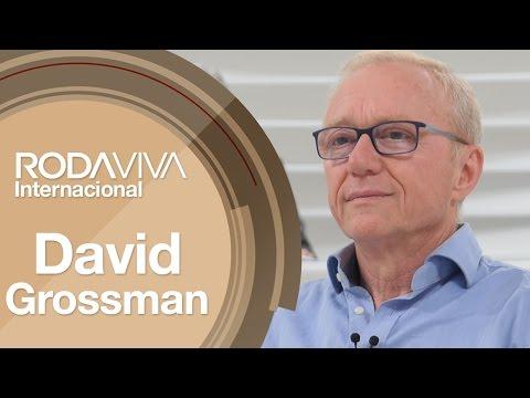 Roda Viva Internacional | David Grossman | 17/11/2016