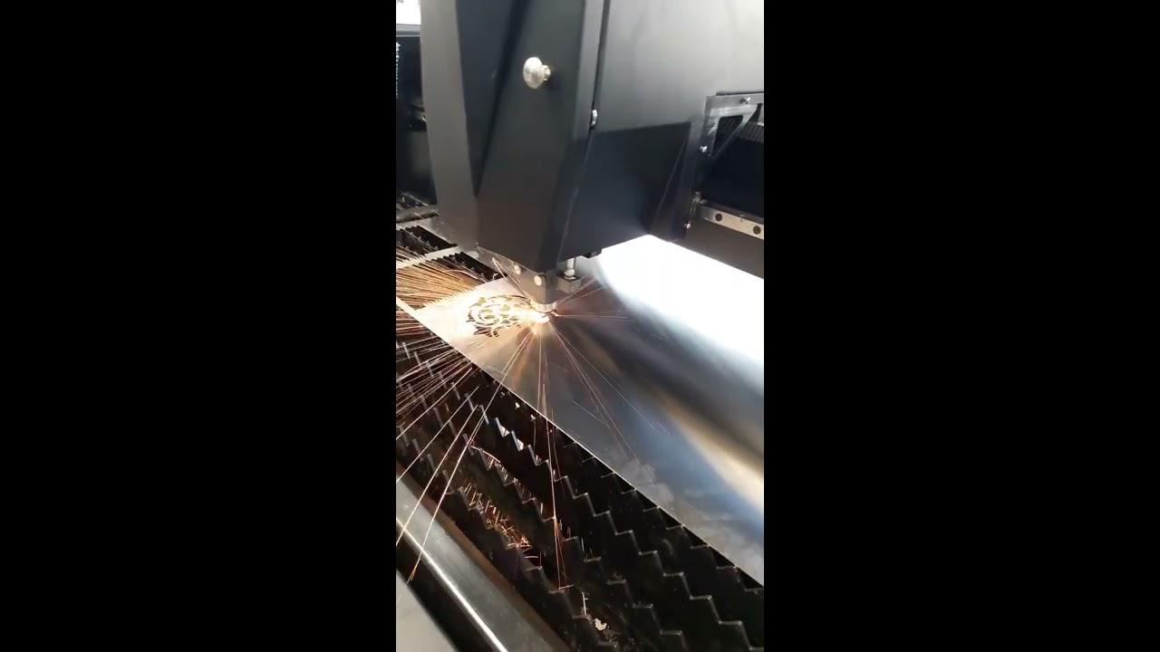 Garde Corps Decoupe Laser découpe plaque inox au laser par carving city, casablanca