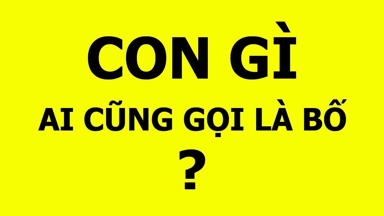 Câu đố đoán tên truyện cổ tích Việt Nam - YouTube
