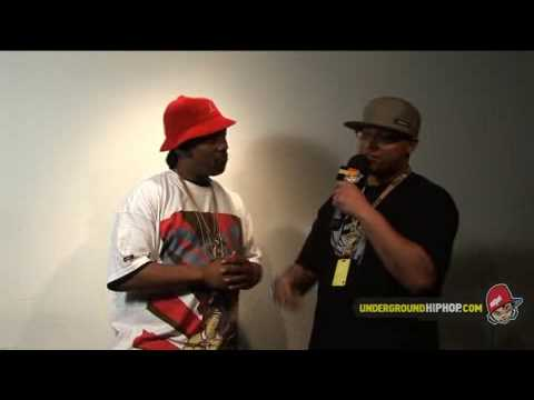 DJ Cool V (Biz Markie's DJ) - Interview (Live At A3C - Atlanta, GA - 3/21/08)