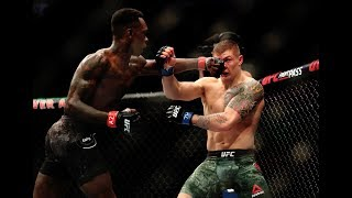 Israel Adesanya vs Marvin Vettori- UFC Fight Night 29 Recap by MMA Fighter Hollywood Joe Tussing