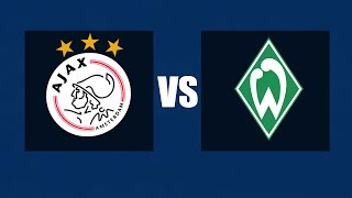 Video Gol Pertandingan Werder Bremen vs Ajax Amsterdam