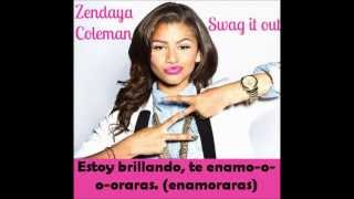 Swag It Out - Zendaya Coleman - Subtitulada en español