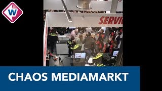 Gewonden Bij Opening Mediamarkt In Leidschendam   Omroep West