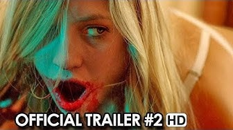 All Cheerleaders Die Official Trailer #2 (2014) HD