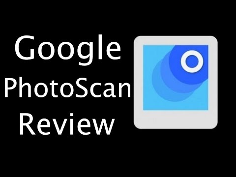 App Review - Google PhotoScan - Photo Scanner for iOS & Android