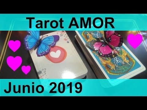 ✨💖✨ Junio 2019 Tarot AMOR 💗😍💗 Futuro Inmediato Entre Nosotros 2 🌺😍💖😍🌺 Interactivo Gratis