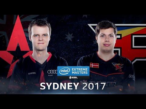 IEM Sydney 2017 - Astralis vs FaZe G2