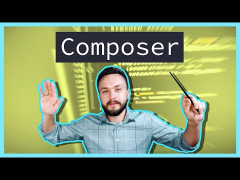 PHP Tutorial   Einführung In Composer