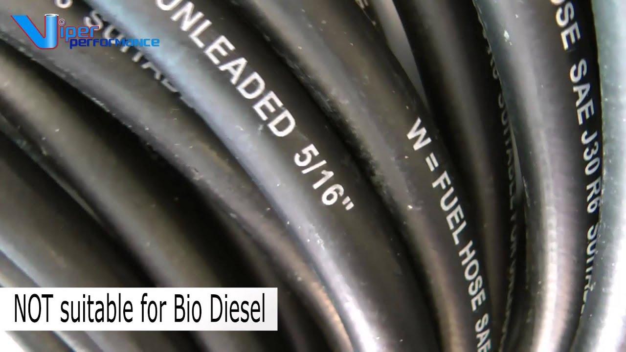 Nitrile Rubber Fuel Safe Hose SAE J30 R6 for Methanol Unleaded Diesel & Nitrile Rubber Fuel Safe Hose SAE J30 R6 for Methanol Unleaded ...