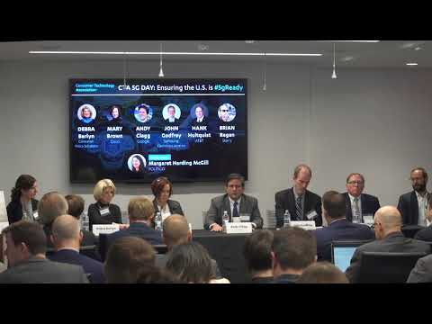 CTA 5G Day: Panel Discussion