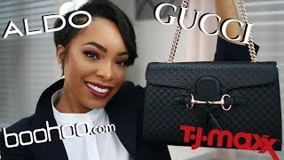MY ENTIRE HANDBAG COLLECTION | AFFORDABLE & LUXURY