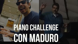 Video Piano Challenge con Maduro download MP3, 3GP, MP4, WEBM, AVI, FLV Mei 2017