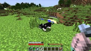 Трюки в Minecraft: # 12 Как защитить себя и дом от криперов