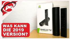Nvidia Shield TV 2019 im Gaming Test - Das kann die dritte Generation