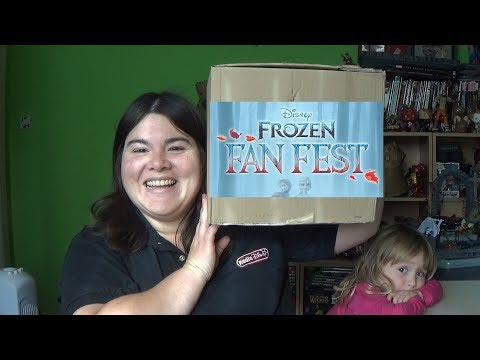 Frozen 2 Disney Store Toy Haul Unboxing + KEY GIVEAWAY + Playset Review & More!!