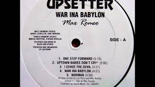 Max Romeo & The Upsetters - Norman