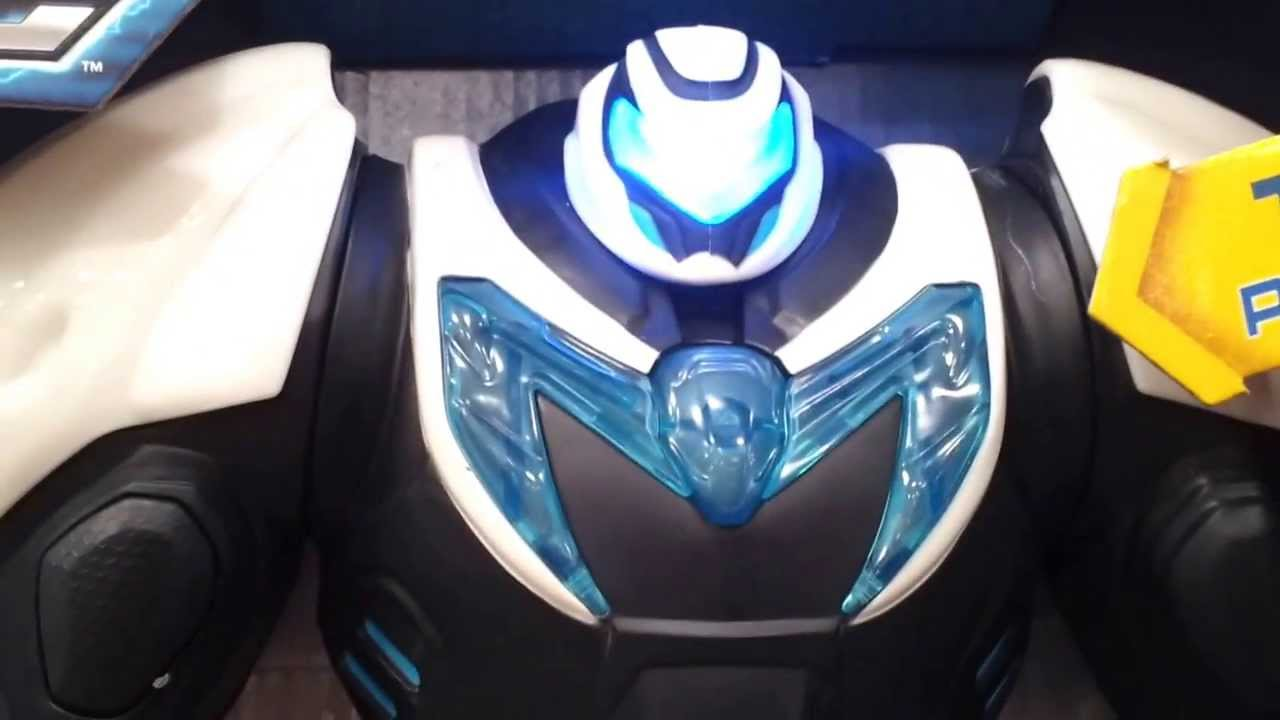 Max Steel toy, Turbo Strength - YouTube