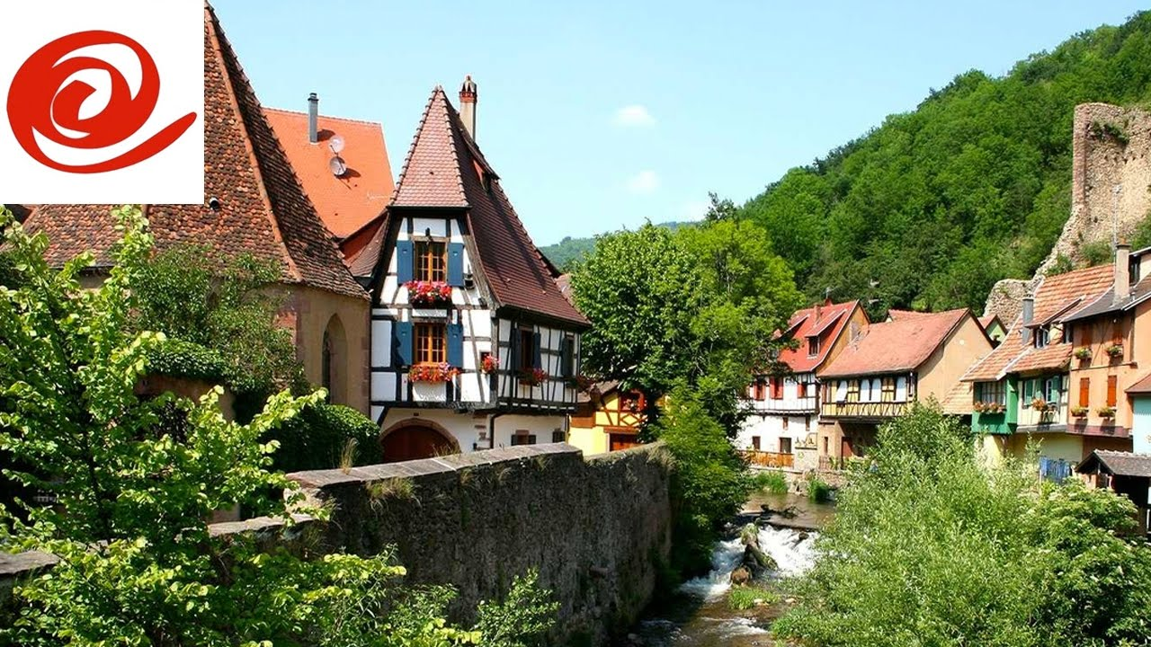 Motorhome Route To Kaysersberg Aire De Camping Car Alsace
