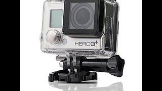 Аквабокс для экшн камеры GoPro Hero 3+ с AliExpress. Посылка№1