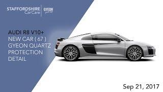 2017 NEW Audi R8 v10+ Detailed UK