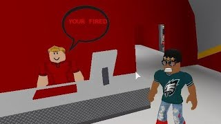 I Got Fired From My Job | Roblox Moe Life | S2 EP3