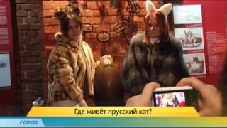 Сюжет Прусский Кот  05 03 15