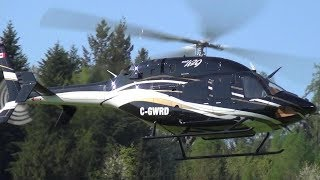 Huge Bell 429 GlobalRanger RC turbine model Helicopter