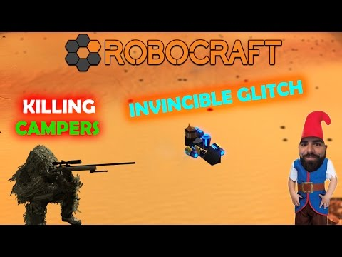 Robocraft Meme - Invincible glitch