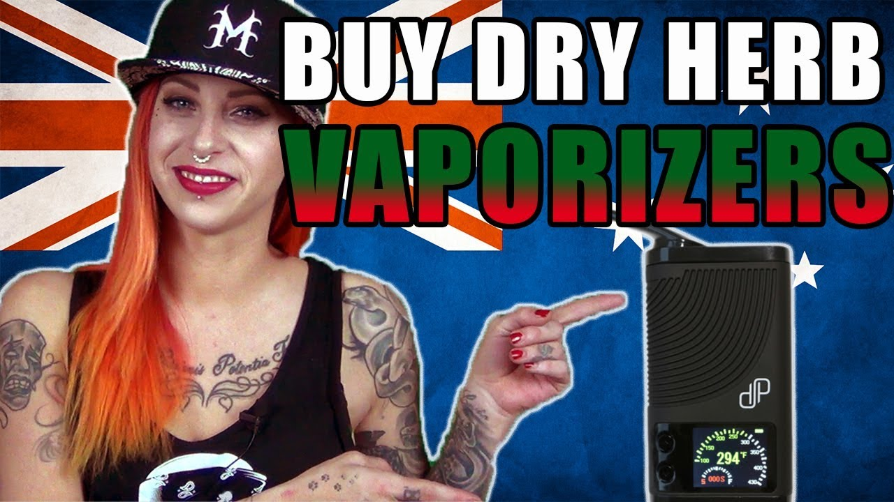 Buy Dry Herb Vaporizers Australia- The Vape Stand