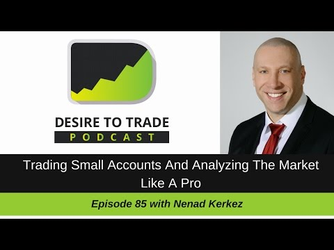 085: Trading Small Accounts And Analyzing The Market Like A Pro – @TarantulaFx | Trader Interview