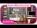 Home Office Decorating - Home Decorating Ideas : How To Decorate A Home Office In Minimalist Style