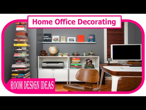 Home Office Decorating Home Decorating Ideas : How To Decorate A Home Office In Minimalist Style
