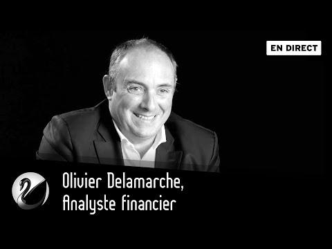 Olivier Delamarche, Analyste financier [EN DIRECT]