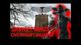 Video ABANDONED MILITARY BASE - STRANGER THINGS REAL LIFE EVENTS INSPIRED OVERNIGHT CHALLENGE download MP3, 3GP, MP4, WEBM, AVI, FLV Juli 2018