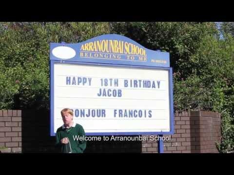 Jacob's School Tour
