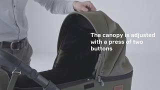 видео Купить Anex Cross (2 в 1) - цены на коляску, отзывы, обзор на Anex Cross (2 в 1) - Коляски 2 в 1