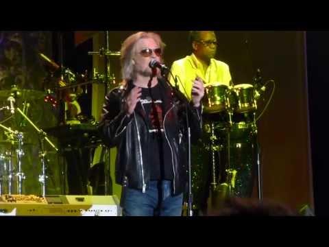 """Kiss On My List & Band Intros"" Daryl Hall & John Oates@Sands Bethlehem PA Event Center 9/30/13"