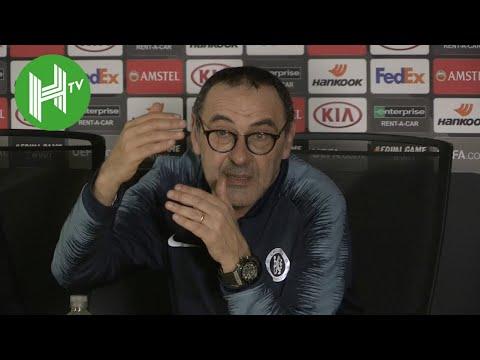 Maurizio Sarri: What is Sarri-ball?! I don't know!