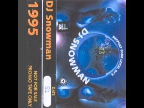 DJ Snowman #52