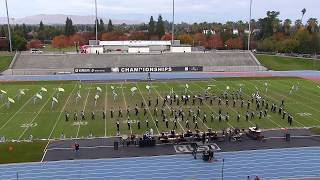 mvhs marching band and color guard 2016 wba class 4a championship