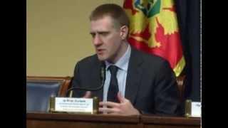 Potpredsjednik Vlade i ministar vanjskih poslova Igor Lukšić u radnoj posjeti Republici Srbiji