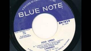 CANDIDO Soul Limbo 45 rpm