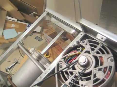 110 volt hook up